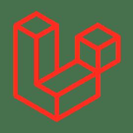 Logo for Laravel Service Health Dashboard